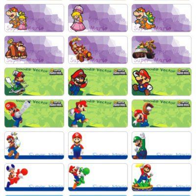 2055 - Supper Mario