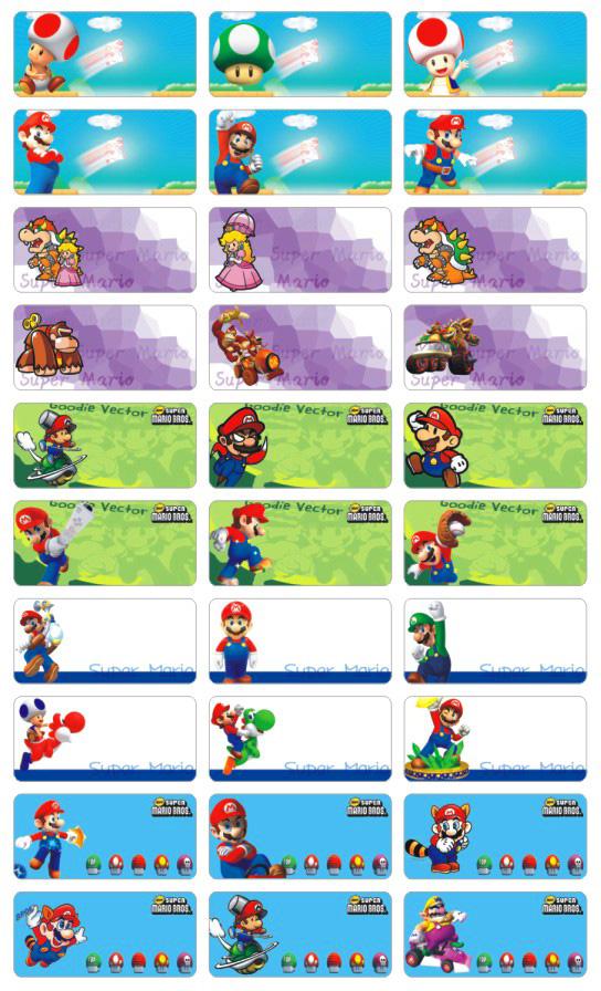 2055 – Supper Mario