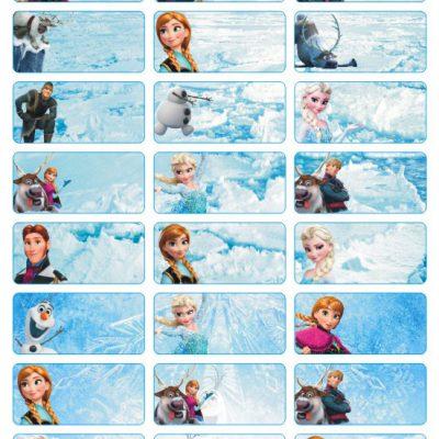 2097 - Frozen (Nữ hoàng băng giá)