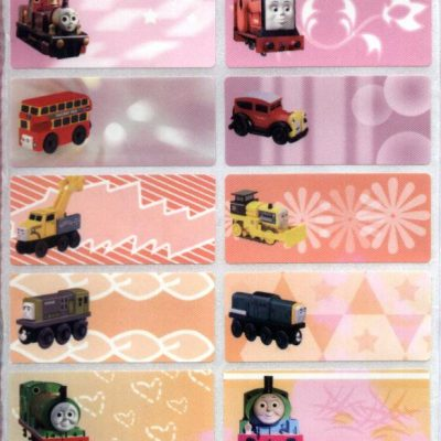 3024 - Thomas train