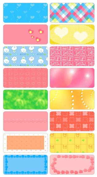 6012 – Sticker là (ủi) vào quần áo Multi colors