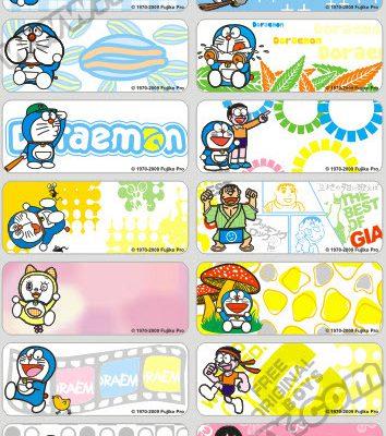 F16 - Doraemon
