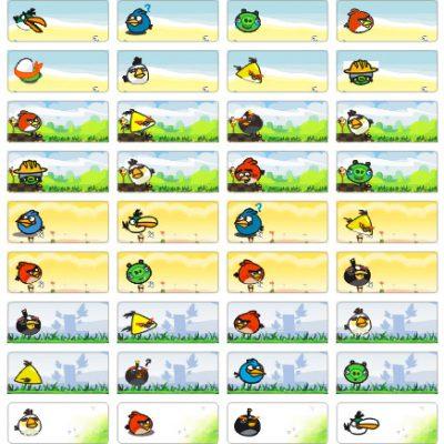 1043 - Angry Bird