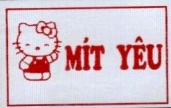 VL35 - Sticker vải đơn sắc là (ủi) vào quần áo