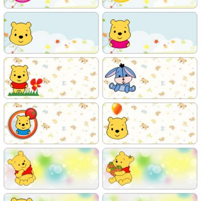 3044 - Winnie Pooh