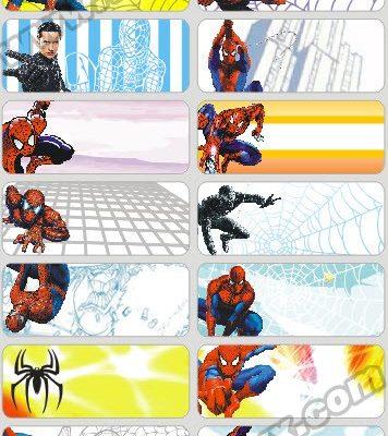 F44 - Spider man